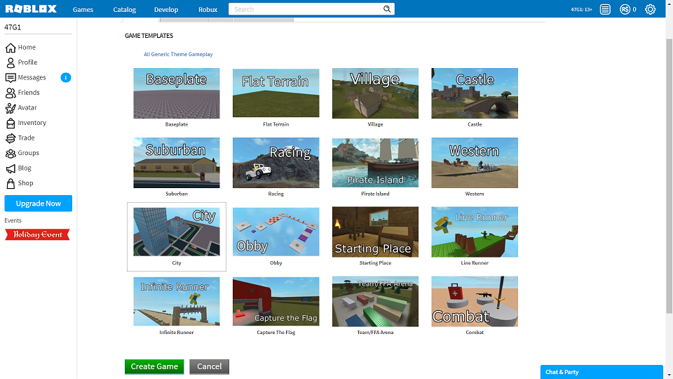 xây dựng map trong game roblox