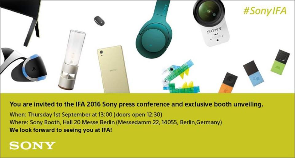 Sony Xperia XR có thể được ra mắt tại IFA 2016