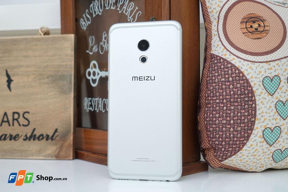 4 ưu điểm trên Meizu Pro 6 đáng để bạn sở hữu