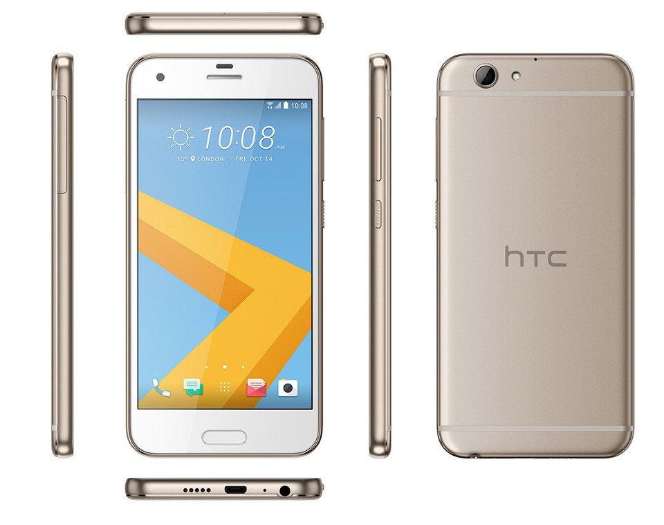 HTC One A9s ra mắt 1