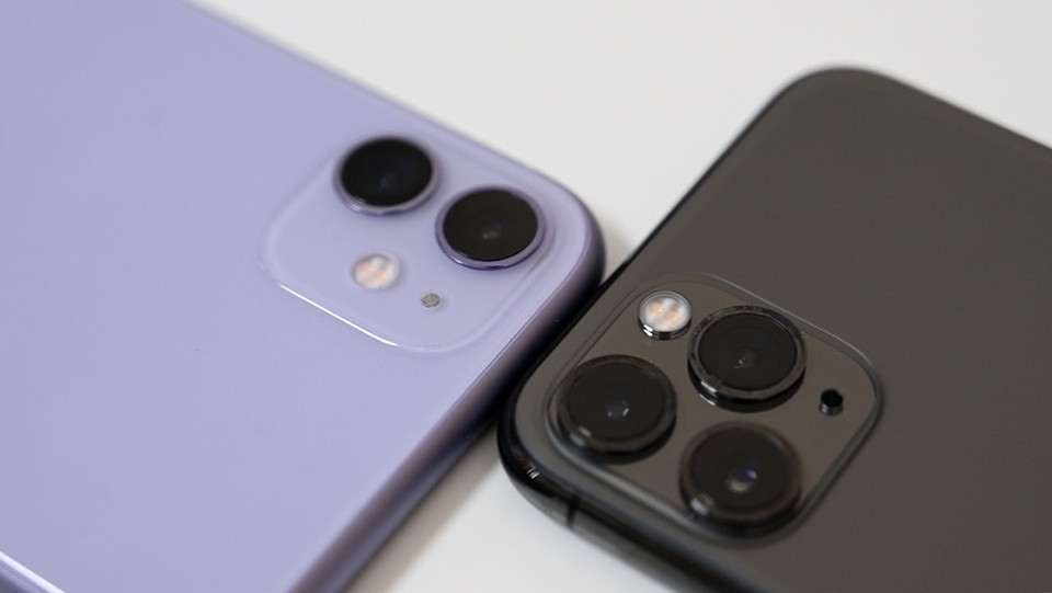 iPhone 11 vs iPhone 11 Pro 01