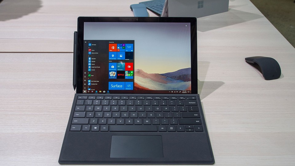 Surface Pro 7 01