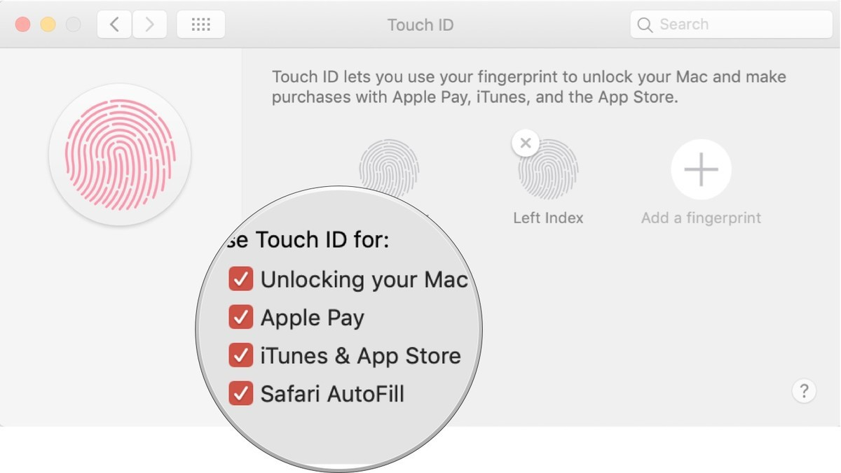 Touch ID MacBook 07