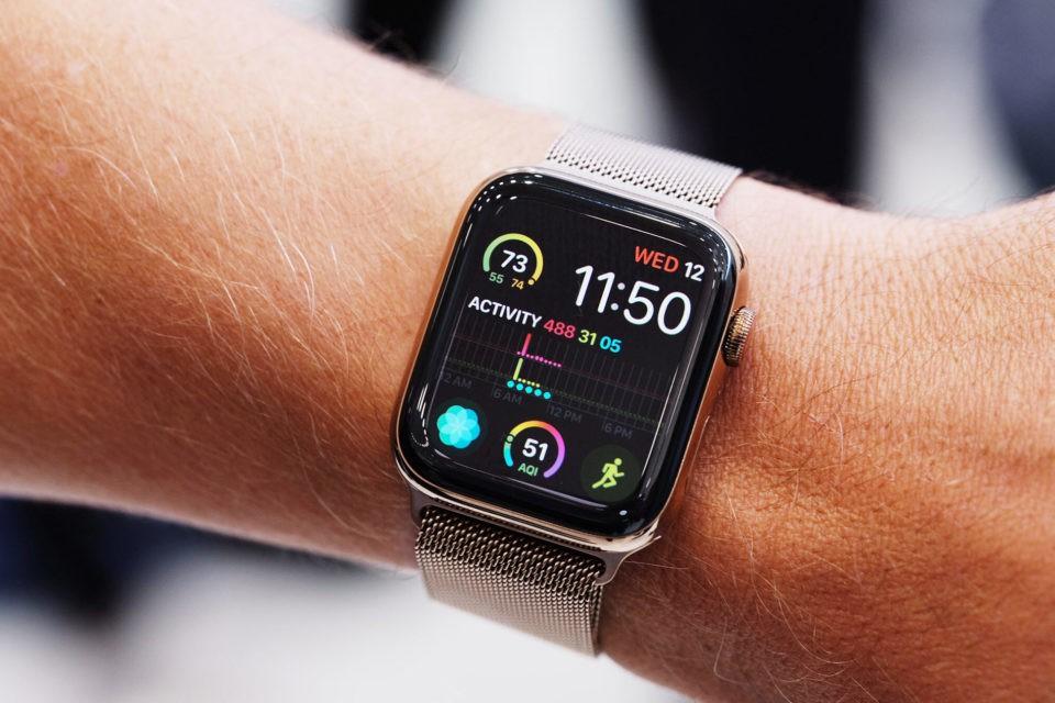 tính năng trên Apple Watch