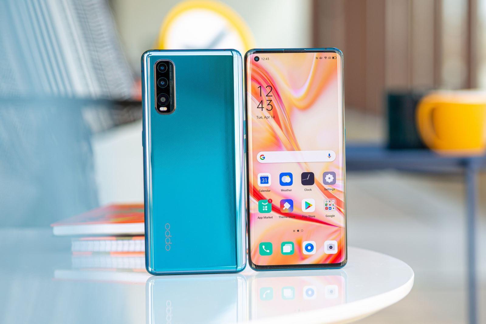 Thiết kế OPPO Find X2 liệu có xứng là smartphone cao cấp?
