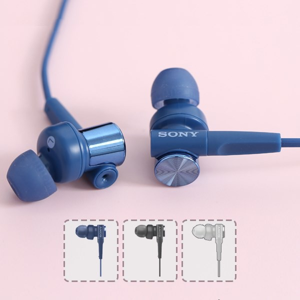Tai nghe in ear tốt - Sony Extra Bass MDR-XB55AP