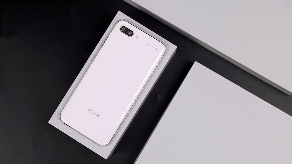 Honor 10 Lily White
