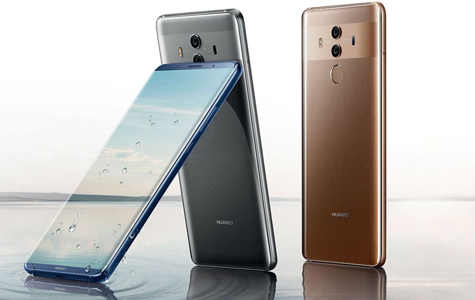 Tải xuống Android 9.0 Pie cho Huawei Mate 10 Pro