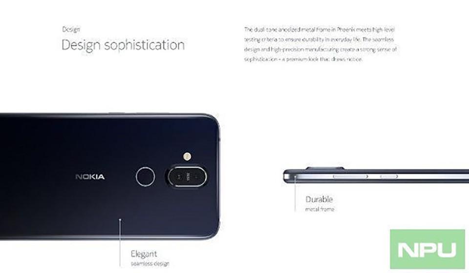 Nokia 8.1 lộ ảnh quảng cáo (ảnh 5)