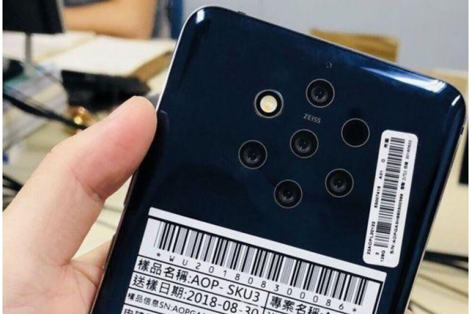 HMD Global dời lịch ra mắt Nokia 9 Pureview