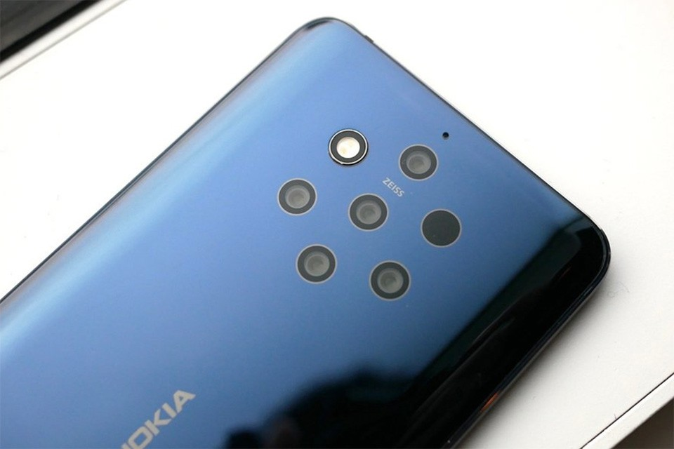camera Nokia 9 PureView