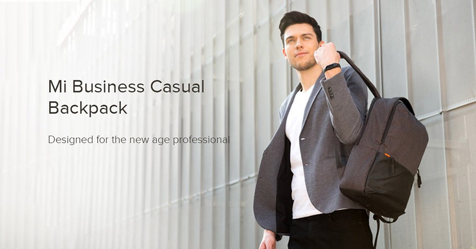 Xiaomi Mi Business Casual Backpack (ảnh 1)