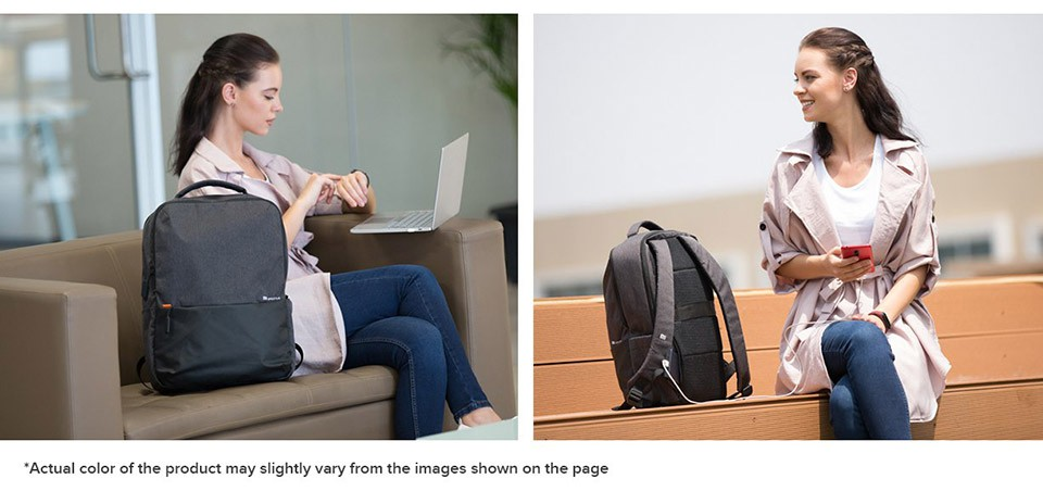 Xiaomi Mi Business Casual Backpack (ảnh 3)