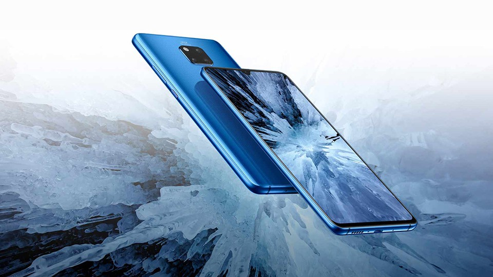 Concept Huawei Mate 30