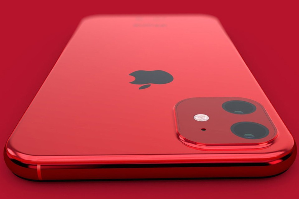 Concept iPhone XR 2019 (ảnh 1)
