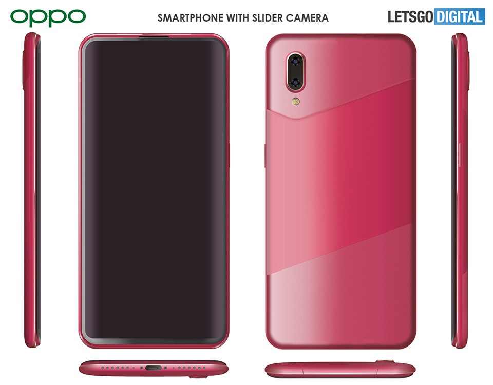 Smartphone OPPO mới