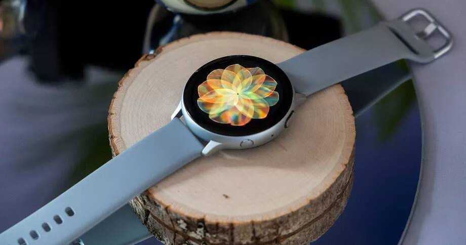 Galaxy Watch Active 2 ra mắt (ảnh 1)