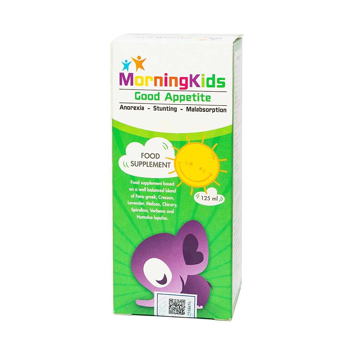 Siro Ăn Ngon Morningkids Good Appetite 125Ml
