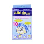 Miếng Dán Hạ Sốt Aikido Gel Cool Patch 6 Miếng