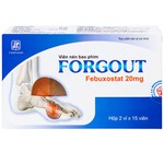 Forgout 20Mg - Dp Tw3 - 2X15