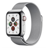 Apple Watch Series 5 GPS Cellular 40mm viền thép dây milanese
