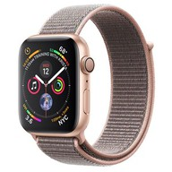Apple Watch Series 4 GPS, 40mm viền nhôm vàng dây nylon hồng MU692VN/A - 10001528 ,  ,  , 10990000 , AppleWatch-Series4-GPS-40mm-vien-nhom-vang-day-nylon-hong-MU692VN-A-10990000 , fptshop.com.vn , Apple Watch Series 4 GPS, 40mm viền nhôm vàng dây nylon hồng MU692VN/A