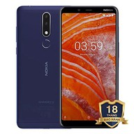 Nokia 3.1 Plus 16GB - 10002010 ,  ,  , 3290000 , Nokia-3.1-Plus-16GB-3290000 , fptshop.com.vn , Nokia 3.1 Plus 16GB