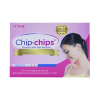 Chip Chips 1 Test Que Thử Thai Tanaphar