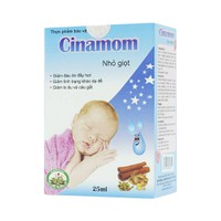 Cinamom Colic Drops 25Ml