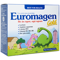 Euromagen Gold 20 Ống Best For Health