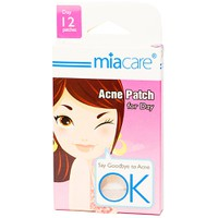Miếng Dán Mụn Miacare Acne Patch For Day 12 Miếng