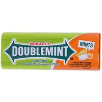 Kẹo Ngậm Doublemint Mints Orange Tuýp 23.8G