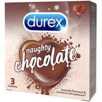 Bcs Durex Naughty Chocolate 3 Cái