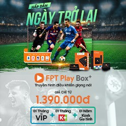 FPT Play Box H4