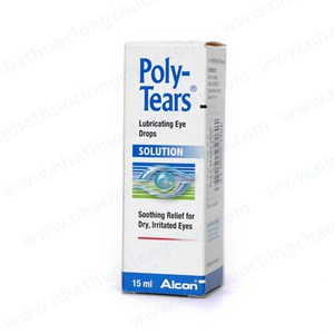 Poly Tears 15Ml