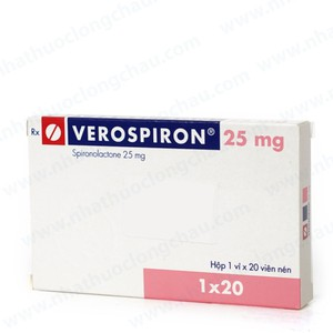 Verospirone 25Mg Tables