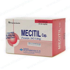 Mecitil Capsule 5Mg
