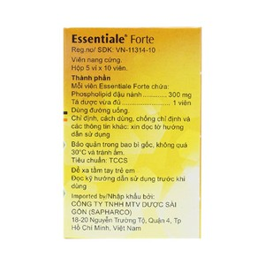 Essentiale Forte 300Mg