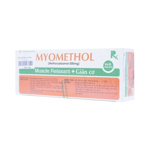 Myomethol 500Mg