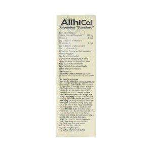Allhical 180Ml