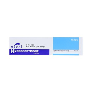 Axcel Hydrocortisone Cream 15G