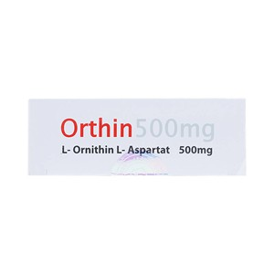 Orthin 500 Mg