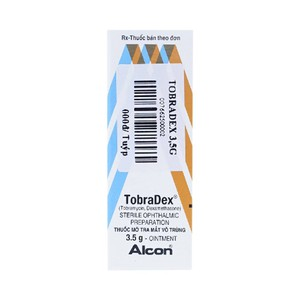 Tobradex Alcon 3.5G