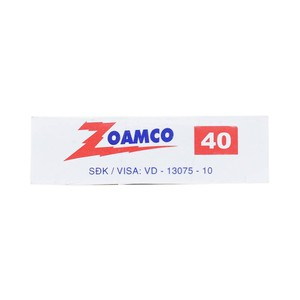Zoamco 40Mg