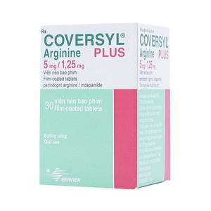Coversyl Plus 5/1,25