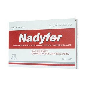 Nadyfer 200Mg