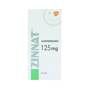Zinnat Suspension 125Mg/5Ml