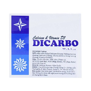 Dicarbo Tablet