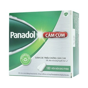 Panadol Cold-Flu