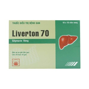 Liverton 70Mg